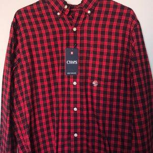 Chaps Shirts - Chaps Plaid Flannel